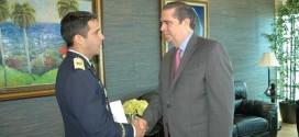 Ministro García resalta que la seguridad turística es una ventaja para la República Dominicana.