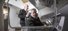 El Airlander: El avión más grande mundo es adquirido por el vocalista de Iron Maiden.