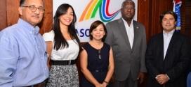 Ministro de Turismo y Pdtes. de Asonahores y CDCT en Encuentro para el Desarrollo Turístico de Samaná.
