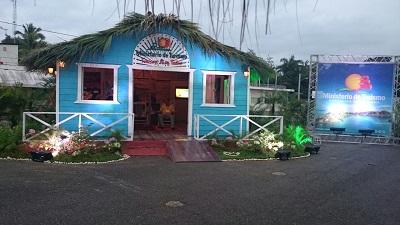 Ministerio de Turismo apoya y participa en la 1ra. Feria Mundial Ecoturística y de Producción.